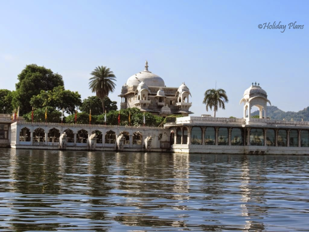 Jag mandir Udaipur Rajasthan