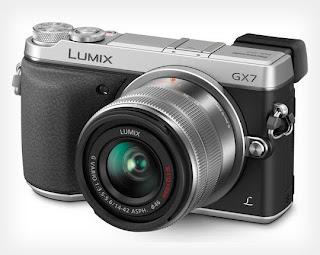 A new Panasonic GX-7 camera, Panasonic G6, Ricoh GX, new camera