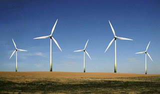 how wind turbine work, the work principle of wind turbine