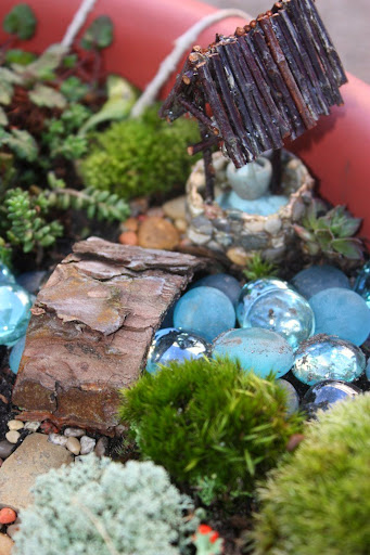 I Think Next Year We Are Going To Have To Do Away With A Pot Entirely, And  Find A Nice Plot Of Land To Make Our Faerie Garden ...
