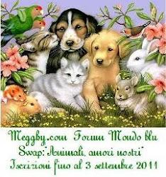 "SWAP "" Animali, amori nostri"""