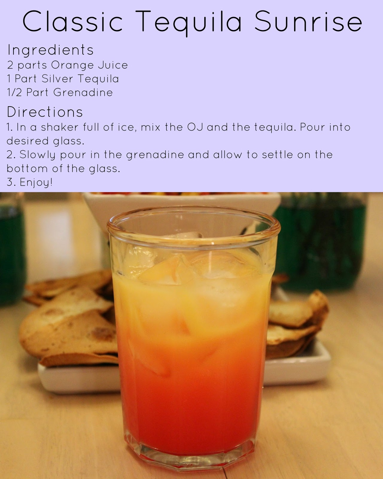 tequila sunrise, tequila, cinco de mayo, thirsty thursday, drink recipe, tequila sunrise recipe, margarita recipe, watermelon margarita recipe, watermelon margarita