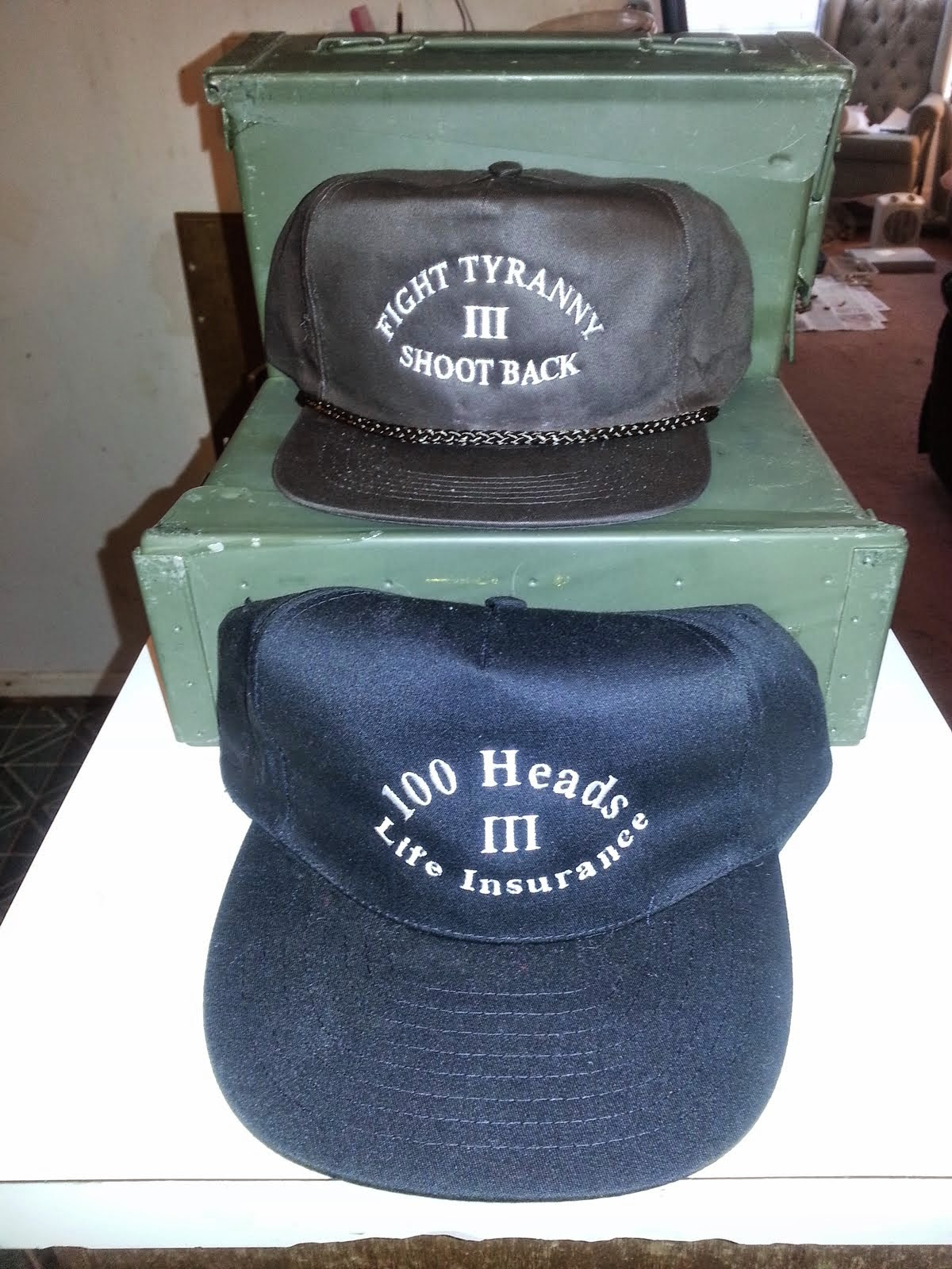 Support this blog with a purchase of a Three Percent hat.