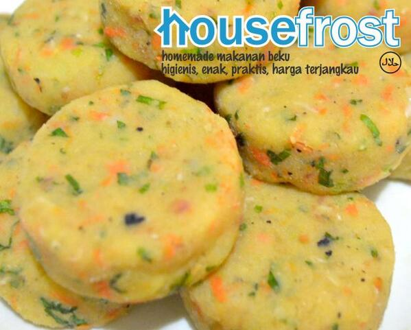 House Frost Homemade Frozen Food Siogse