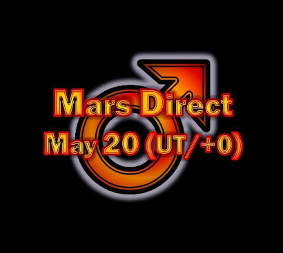Station Notice: Mars Direct - May 20th