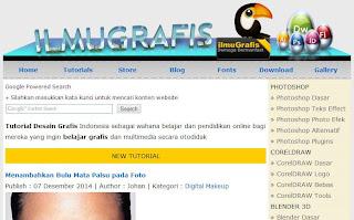 Situs Belajar Desain Grafis Online