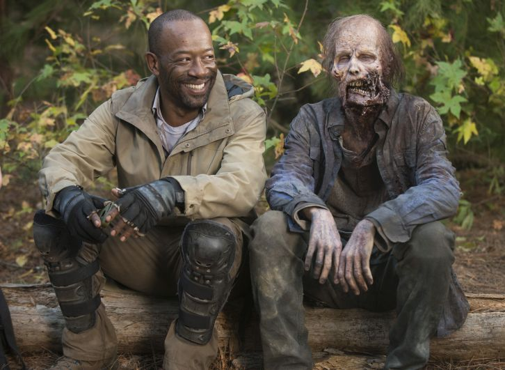 The Walking Dead - Season 5 Finale - Previously unreleased Promotional and BTS Photos
