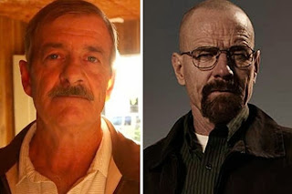 Walter White Real Vs Breaking Bad