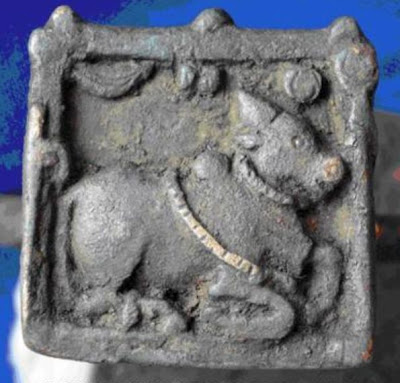 Ancient copper plates, gold coins found in Karnataka temple