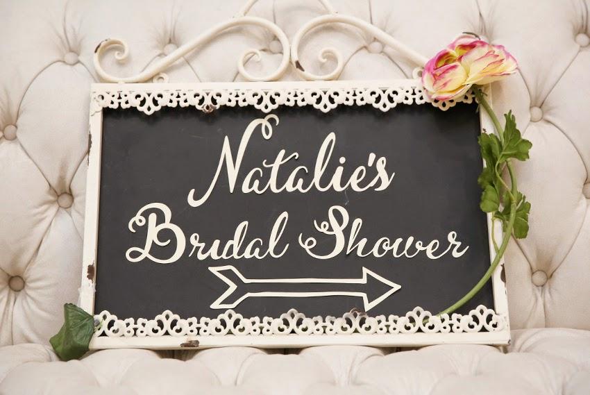 my diy garden themed bridal shower