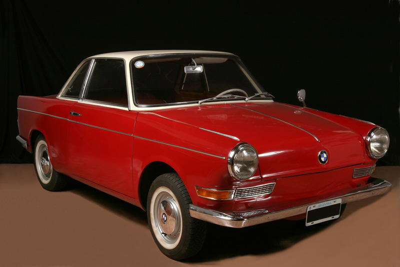 LA COUPE BMW  DE CARLO.
