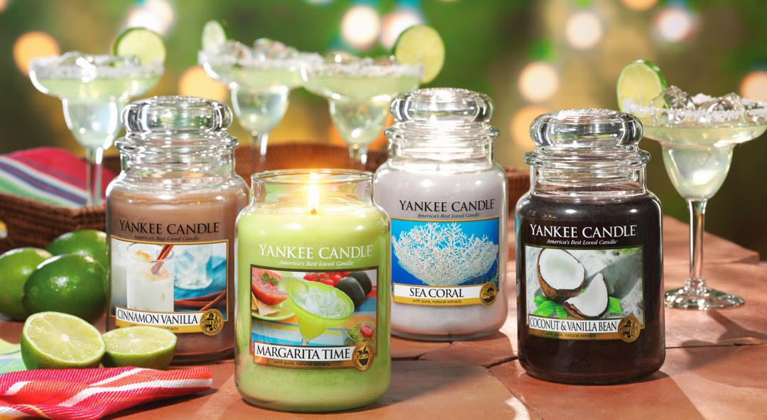 Mille Feuille Yankee Candles Summer 2014