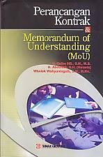toko buku rahma: buku PERANCANGAN KONTRAK DAN MEMORANDUM OF UNDERSTANDING, pengarang salim, penerbit sinar grafika
