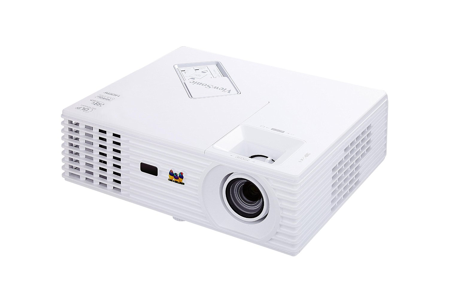Aditiaudiovisuals Viewsonic Pjd7822hdl Home Entertainment Projector Epson Eh Tw570 Theatre Portable Projectors And Neither Are Serious Theater The Older 7820hd Brought 1080p Resolution Into Peoples Homes For Under 1000 When