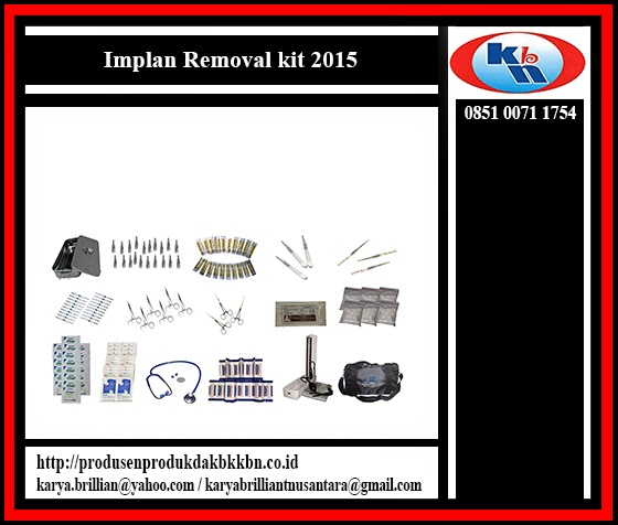 distributor produk dak bkkbn 2015, produk dak bkkbn 2015, implan removal kit 2015, implan removal bkkbn 2015, implan removal 2015,