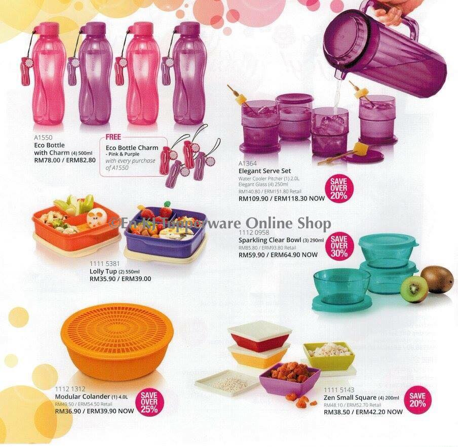 tupperware online shop