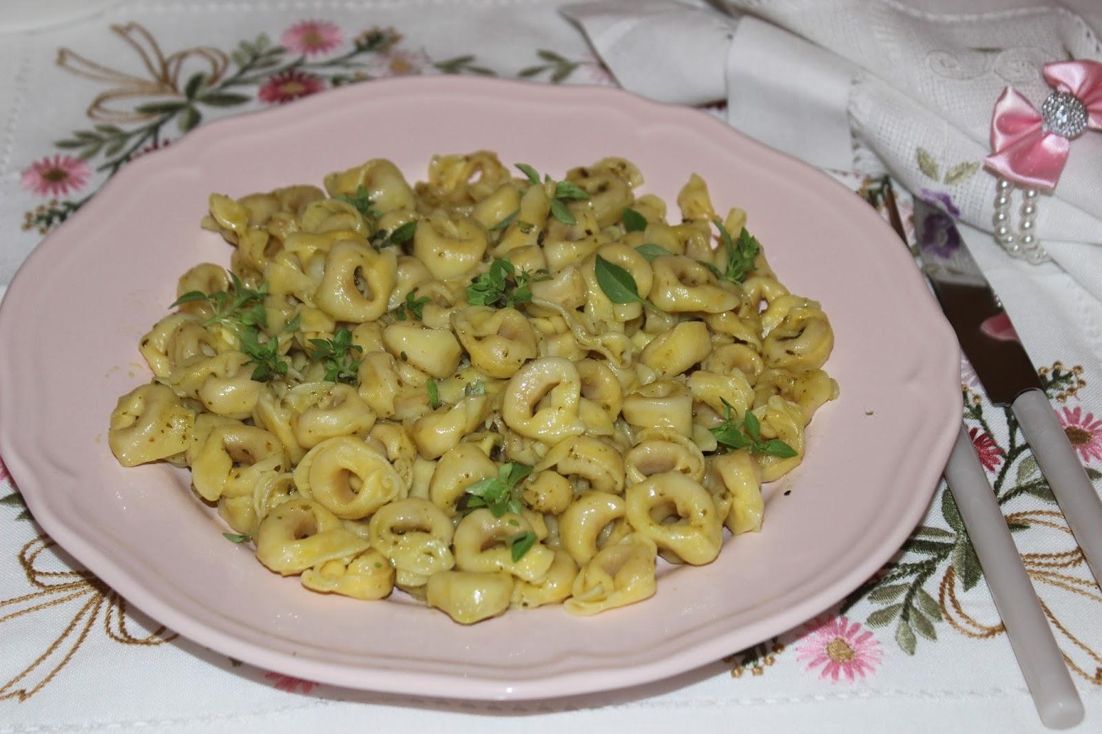 Ispanaklı Pesto Sos Tarifi