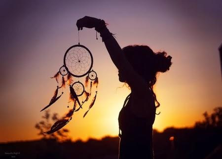 Làm Dreamcatcher đuổi bắt những giấc mơ đẹp !