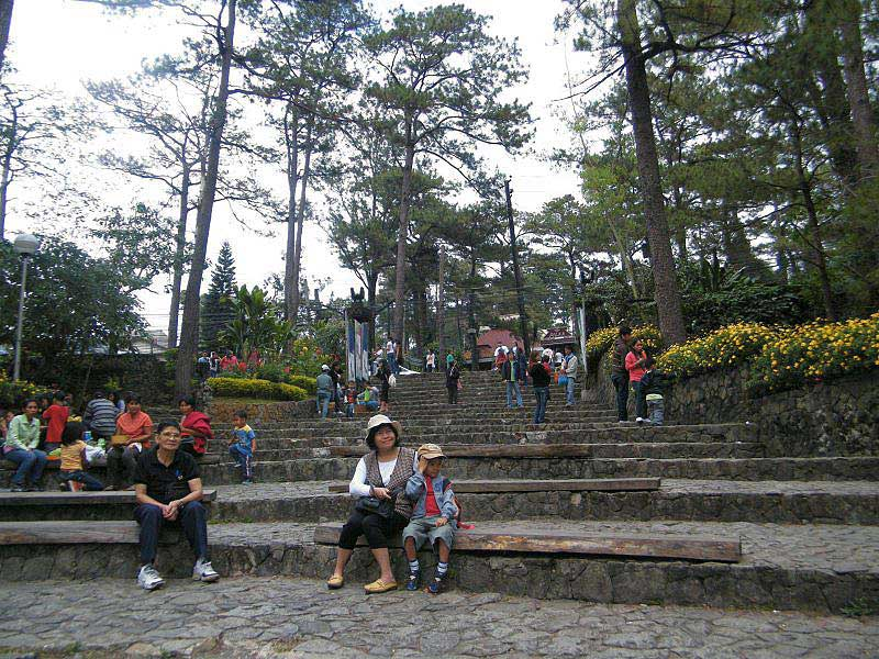 Dolores (Quezon) Philippines  city pictures gallery : Baguio Quezon: Centennial Park in Baguio City, Philippines part 4 of ...