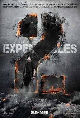Biệt Đội Đánh Thuê 2 - The Expendables 2 2012