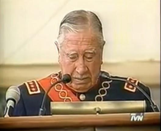 PINOCHET REGALÓ TERRITORIOS EN 1984