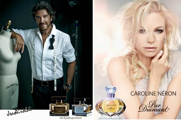 Parfums Jean Airoldi et Caroline Néron Dans Un Jardin