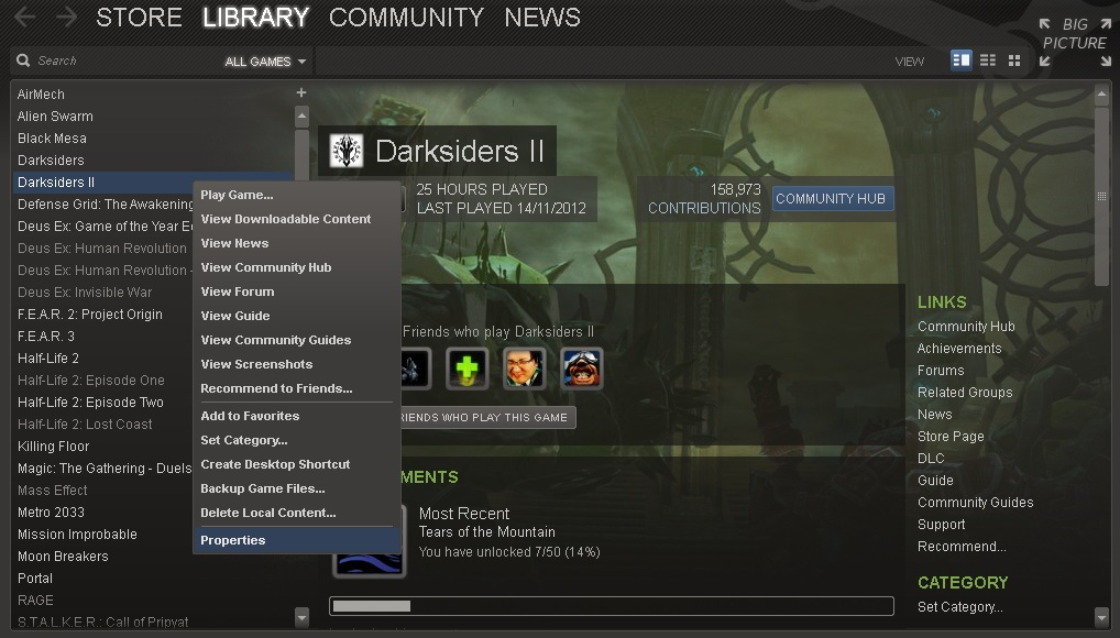 Steam forcing game update patches