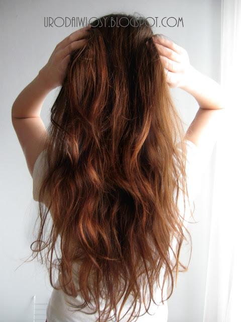 aktualizacja włosów włosy blog