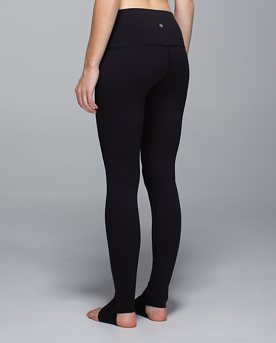 lululemon stirrup wunder under pant