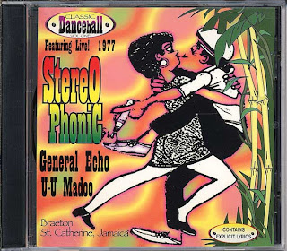 General Echo & U-U Madoo - Stereo Phonic Live Session 1977