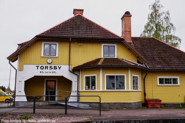 Torsby station