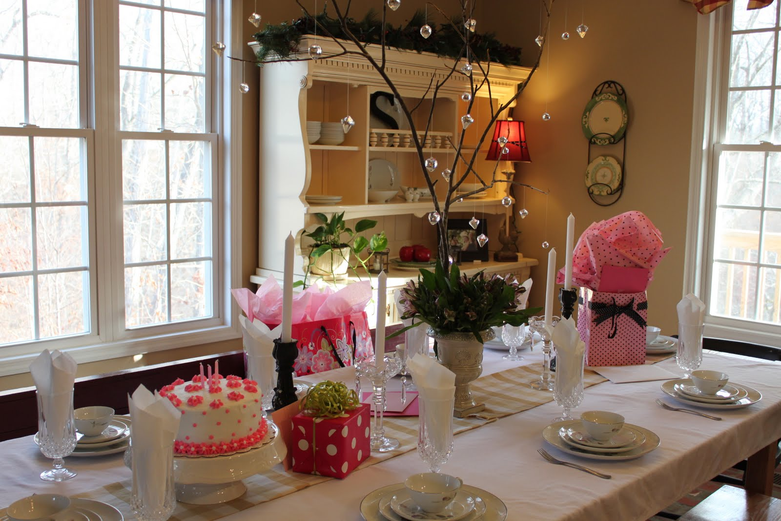 50th birthday party ideas for mom