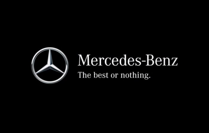 Mercedes benz marketing and tops on pinterest for The best mercedes benz