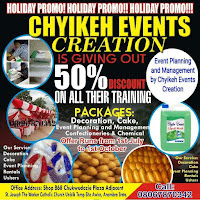 Chyikeh Events: Get Rich with the Skills