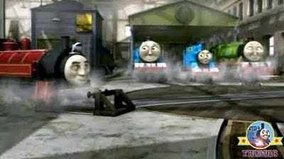 Victor the tank engines steamworks Percy Thomas the train and friends online stories for children