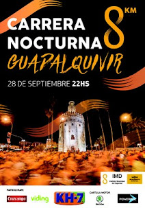 XXX CARRERA NOCTURNA DEL GUADALQUIVIR