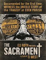 The Sacrament (2013) online y gratis