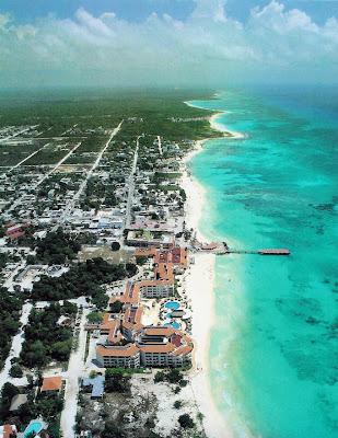 (Mexico) - Riviera Maya - Playa del Carmen