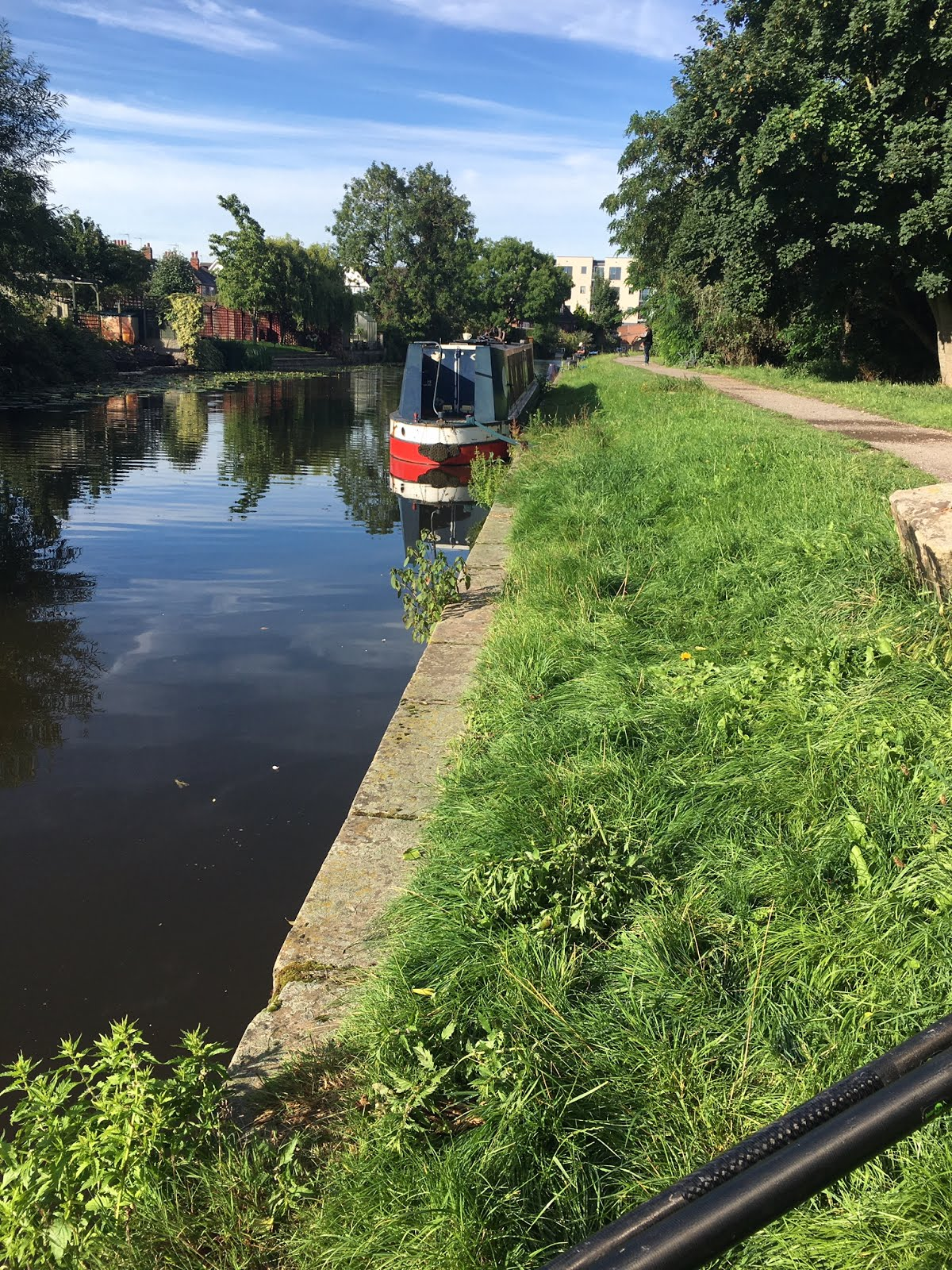 Quorn Canal / Bennets AC