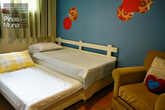 Lucia's Bed & Breakfast in Baguio City