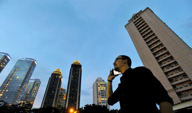 Mudahnya Bekerja di Jakarta