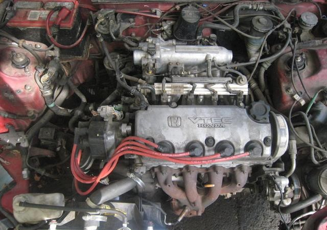 Honda Civic 1995 Parts And Machine The Site Provide Information About Cars Interior Exterior