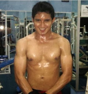 Chand Kelvin Sixpack Shirtless Hot Body
