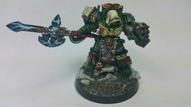 What's On Your Table: Deathwing Knight
