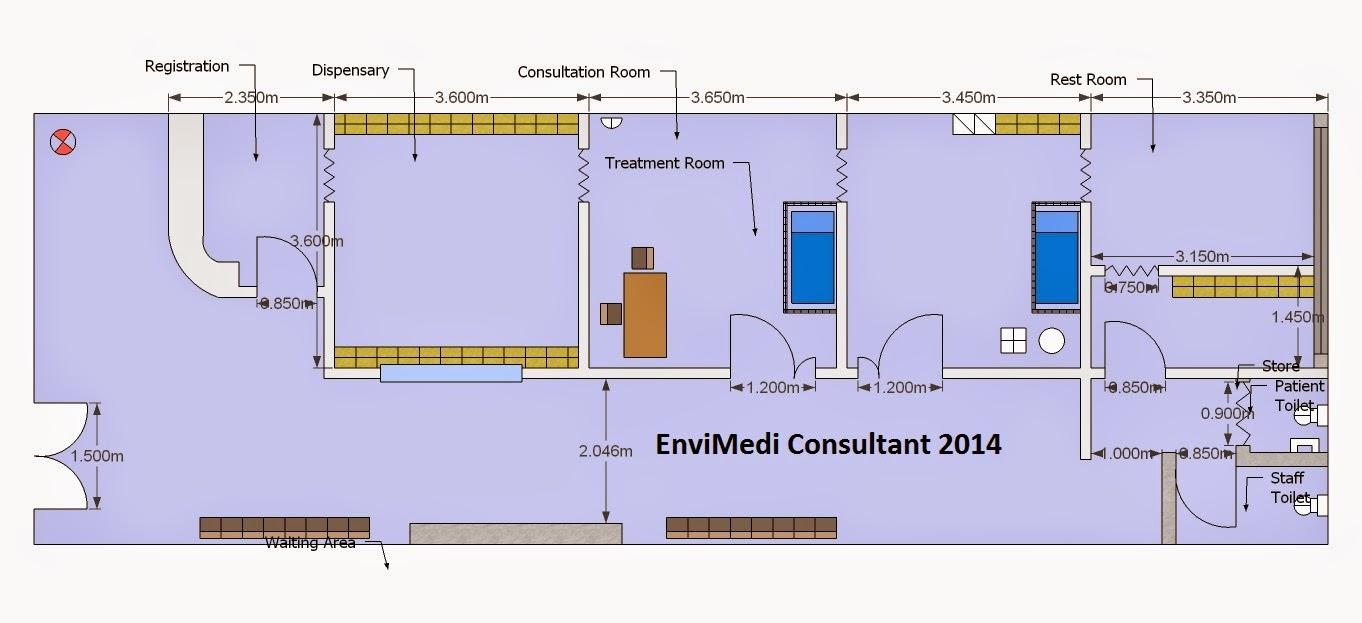 We Setup Your Clinic Healthcare Centre Floorplan Layout For Clinic Healthcare Centre
