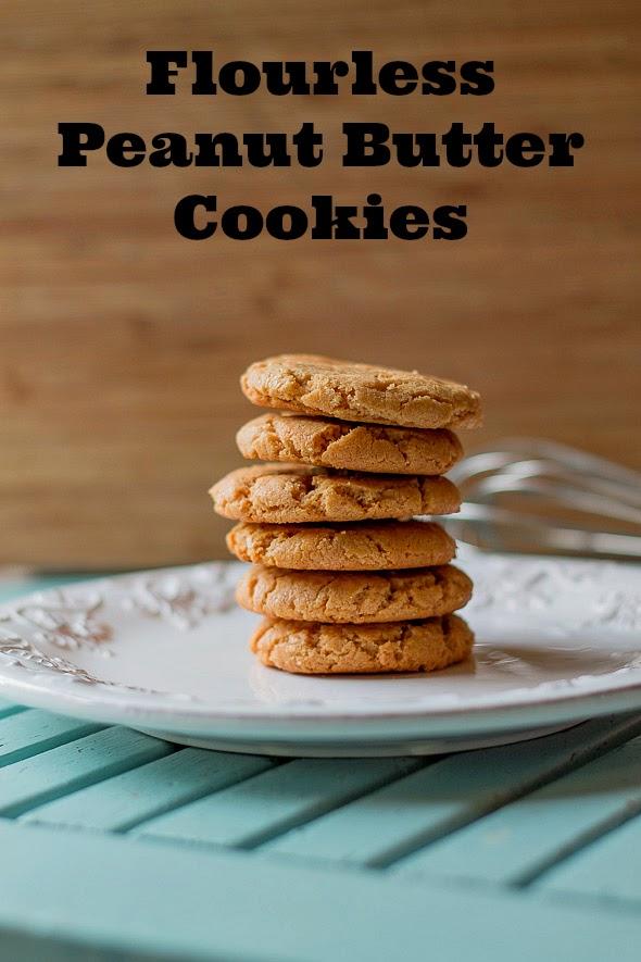 Flourless Peanut Butter Cookies   Foodie in WV