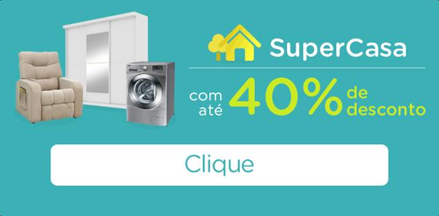 ATÉ 40% DE DESCONTO!