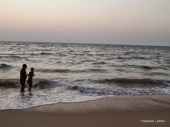 Udupi+beach+Padubidri+Beach