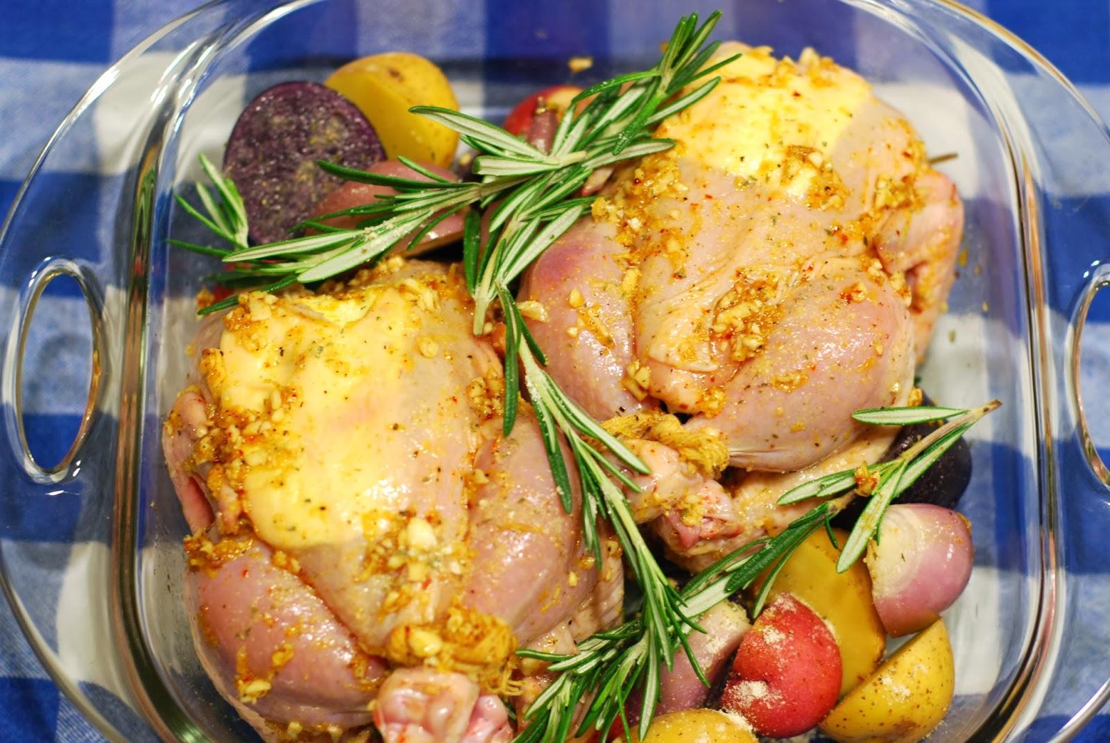 dishmaps thyme roasted poussin recipe dishmaps thyme roasted poussin ...