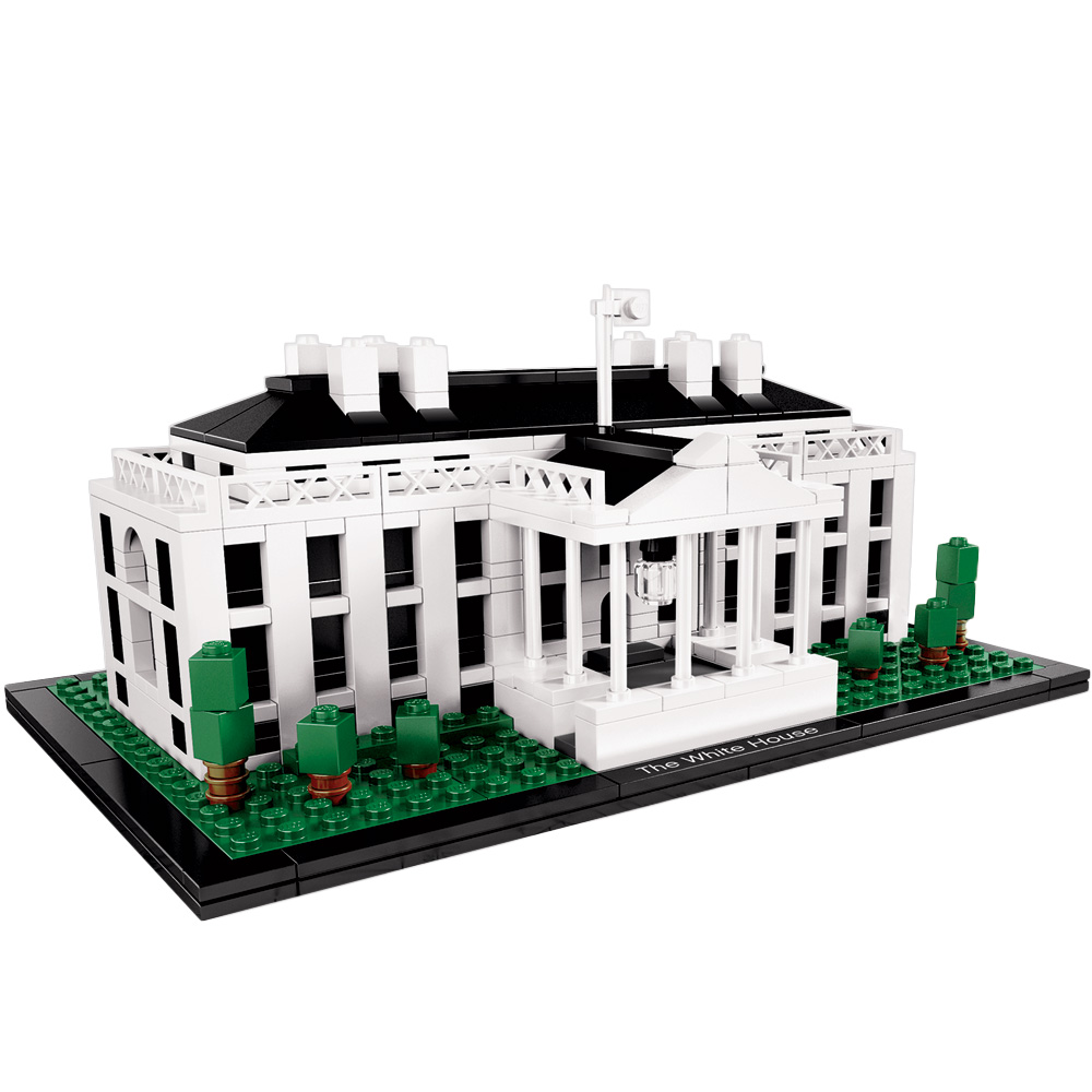 Architecture diagrams galleries lego architecture white house for Architecture lego